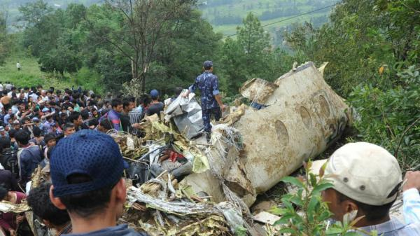 Another small plane with 11 on board crash lands in Nepal