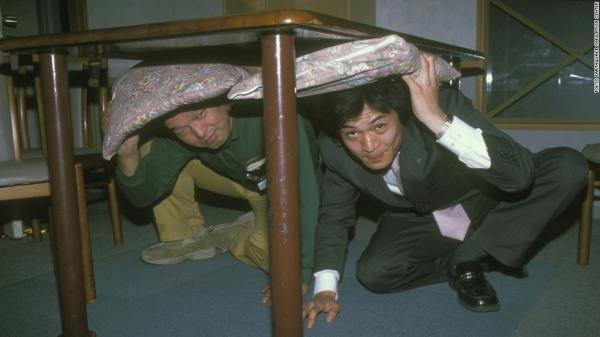 Magnitude 5 earthquake shakes buildings in Tokyo, no major damage