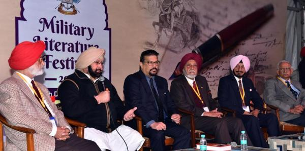 If you can't, we will fund martyrs' education: Amarinder to Defence Minister