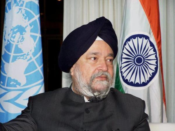 Hardeep Singh Puri to join Modi's Cabinet tomorrow; Will he be India's Foreign Minister on Sunday?