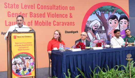 Gender based discrimination, violence an ugly blot on society; needs to be removed: Sandhu