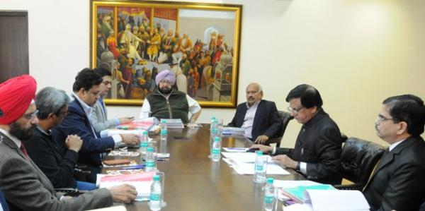 Amarinder orders high level probe into 3 medical skill development centres