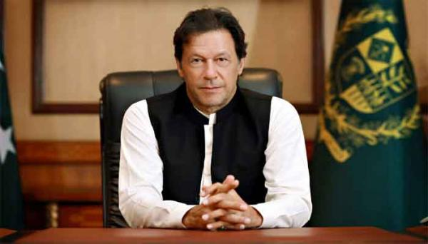 Imran Khan announces release of IAF pilot