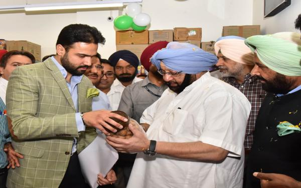CM Amarinder reiterates promise to waive off farmers' debt soon