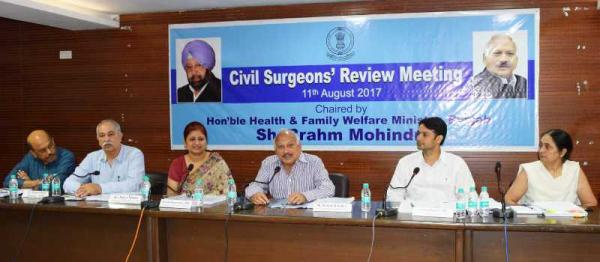 All civil surgeons and SMO's to perform clinical duty on Saturday's: Health Minister