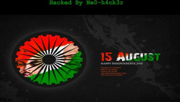 Pakistan govt website hacked; Indian national anthem, I-Day greetings posted