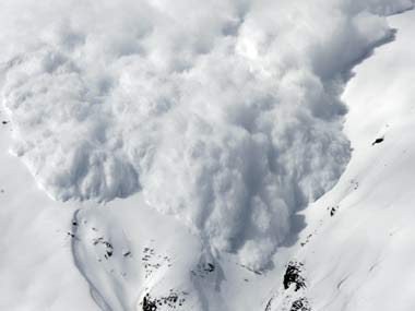 Avalanche warning in J&K, HP, Uttarakhand for another 24 hours