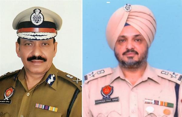 BK Uppal, Varinder Paul Singh to be awarded with President's Police Medals