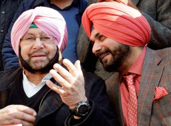 BREAKING NEWS - Amarinder Singh says he is seeking AG's opinion if Minister Navjot Sidhu can work in TV industry