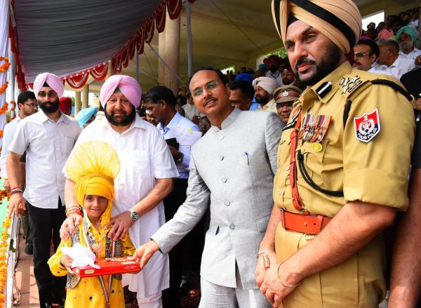 CM Amarinder warns anti-national forces against attempt to destroy peace