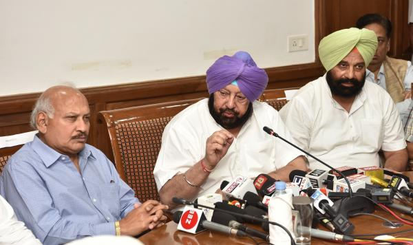 Won't back out on promise of action in sacrilege cases: Amarinder