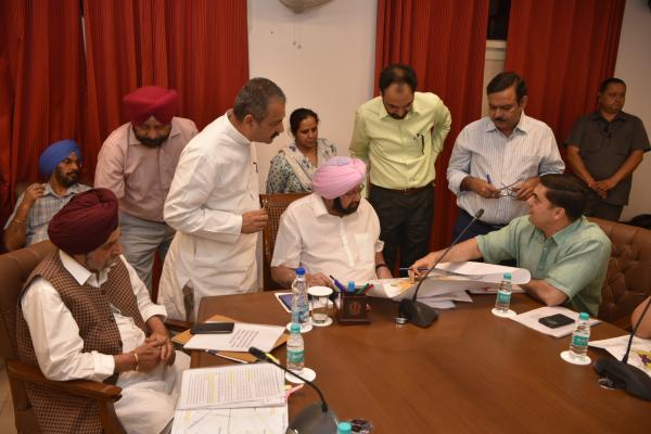 Amarinder gives approval for construction of Patiala Ring Road