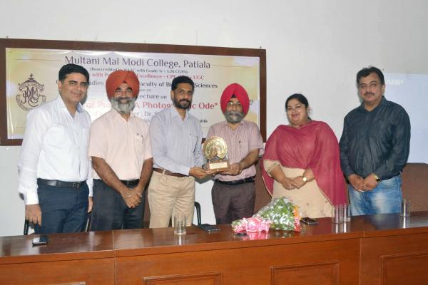 Expert Lecture held on