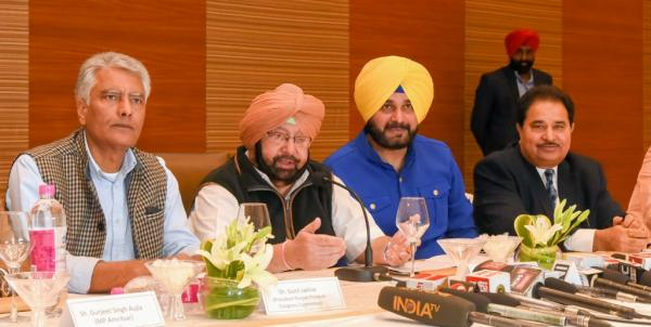 Cabinet expansion after Dec 18: CM Amarinder