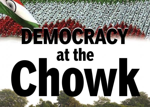 Democracy: From Jantar Mantar to Matka Chowk, march with the help of Supreme Court