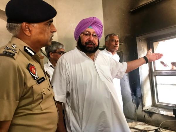 Amarinder rules out compensation for law breakers