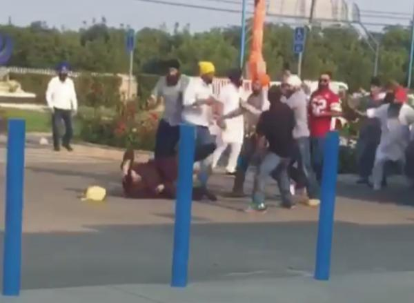 The Yuba City Attack on Manjit Singh GK & General Sambit Patra