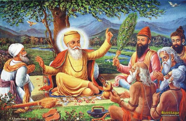 Teachings of Guru Nanak and Khalistan