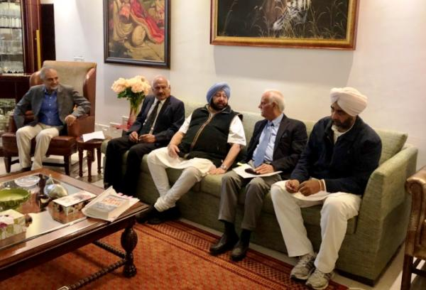 Amarinder asks excise dept to explore govt. intervention in liquor trade