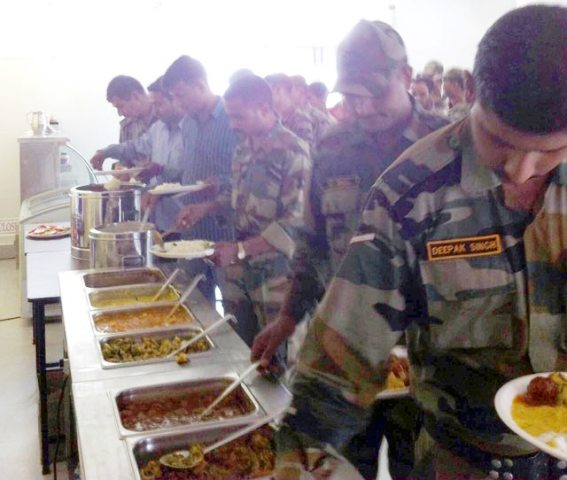 Army Colonel serves legal notice over withdrawal of free rations