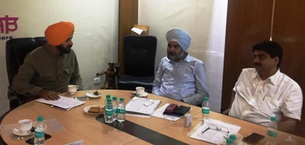 Goverment tourist complexes to get a fresh lease of life: Navjot Sidhu