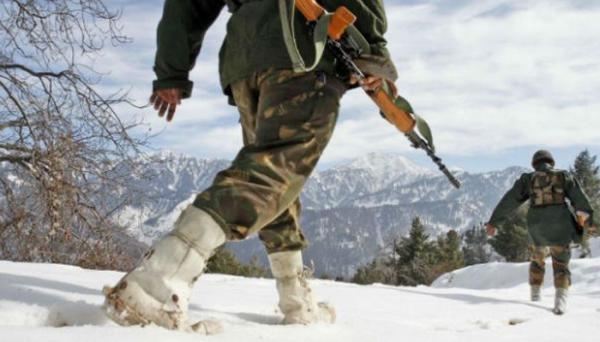 Army jawan posted in Kashmir is fighting - this time alone, for his land