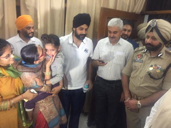Kidnapping macabre apparently project the human face of 'Patiala Police