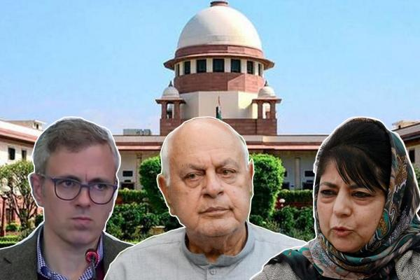 SC must order release of all detained Kashmiri leaders