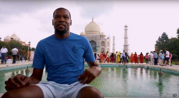 NBA star Kevin Durant apologises for controversial comments on India