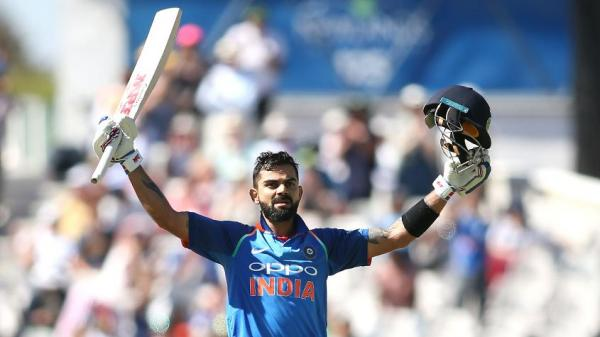 Kohli clean sweep of three major ICC awards; Also named Captain of ICC Test and ODI teams