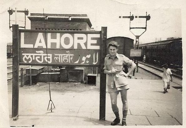 Lahore station