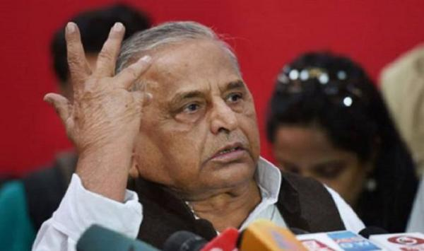 China is our enemy, not Pakistan: Mulayam Singh Yadav in Parliament