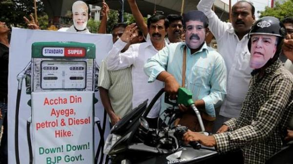 Rising Fuel Prices, Growing Discontent