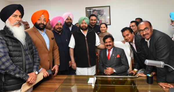 No alliance talks with AAP in Punjab, Congress needs no allies in state: Amarinder