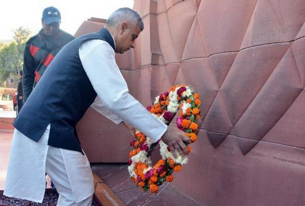 British Govt should apologise for Jallianwala Bagh massacre: London Mayor Sadiq Khan