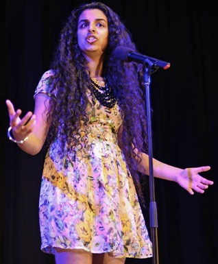 Australia's Got Talent  And It Discovers It In Sukhjit Kaur's Slam Poem