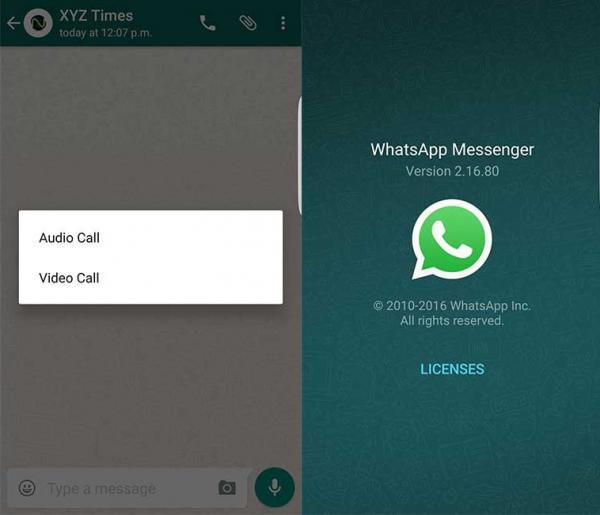 WhatsApp launches video calling to take on Google Duo, Skype