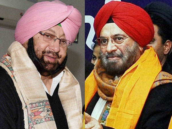 JJ Singh's behaviour, threat to voters shameful: Capt Amarinder