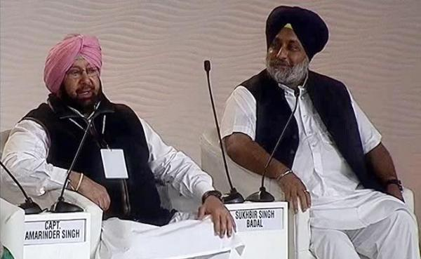 Sukhbir's offer of joint action on drugs is just a political gimmick: Amarinder