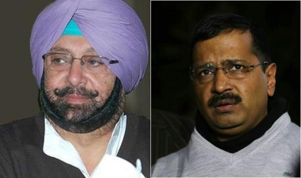 Refusal of Amarinder to meet Kejriwal a monumental blunder