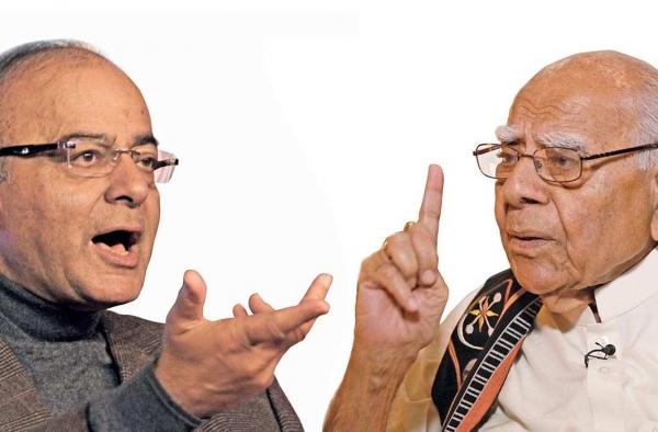 Kejriwal used abusive words far worse than 'Crook': Ram Jethmalani in letter to Jaitley