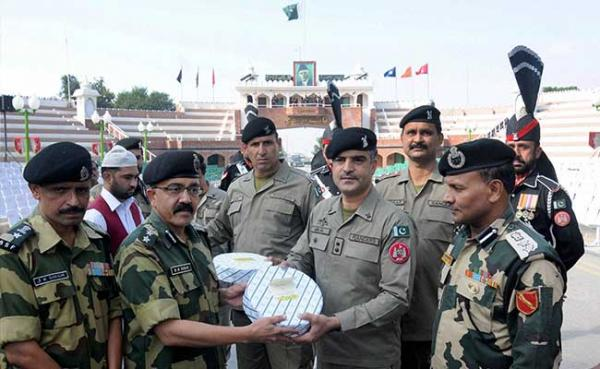 BSF refuses to exchange sweets with Pakistan Rangers over ceasefire violations