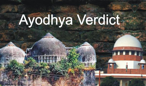 The Ayodhya Verdict: A Political Judgement?