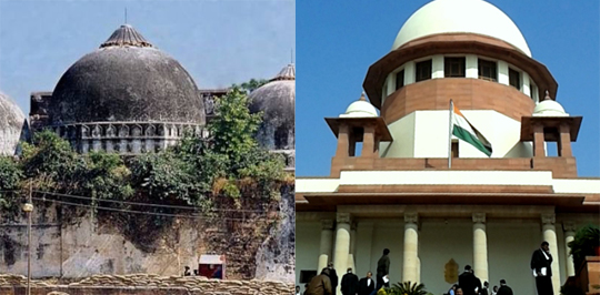 Ayodhya hearing deferred; SC judge 'unavailable' on Tuesday