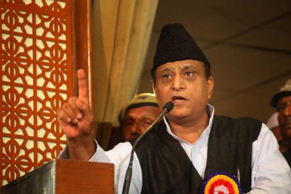 Azam Khan demands nationwide ban on animal slaughter; 'Muslims should stop eating meat'