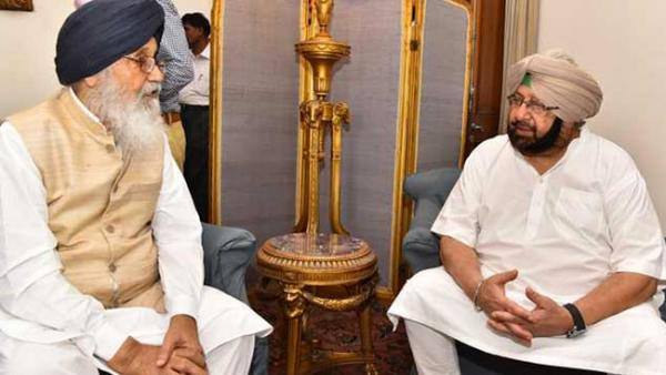 Amarinder challenges Badals' to publicly admit their misdeeds