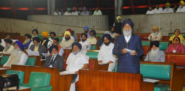 Justice does not drop into the lap of the sleeping and the lazy : Badal
