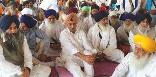 CONGRESS IN SGPC - Tript Rajinder Bajwa marks 60 years of this Congress dream