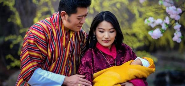 To Welcome Their New Born Prince, Bhutan Plants Over 1 Lakh Trees For A Better Future