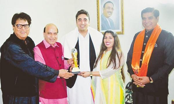 BJP delegation calls on Bilawal Bhutto Zardari